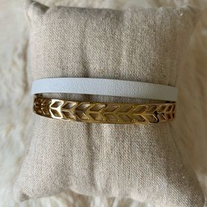 Ally Double Wrap Braclet
